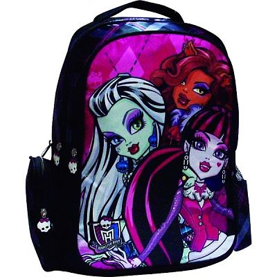 BTS Ghiozdan Monster High Zipper