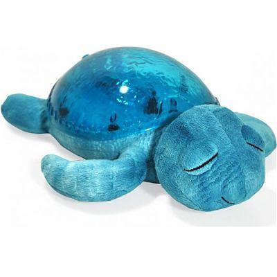 Cloud b Lampa de veghe muzicala Tranquil Turtle Aqua