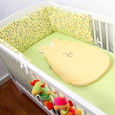 Bebe Bleu Protectie laterala pentru pat 34 x 182 cm