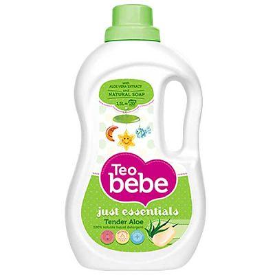 Teo Bebe Detergent lichid  pentru copii 1.5 l - Aloe