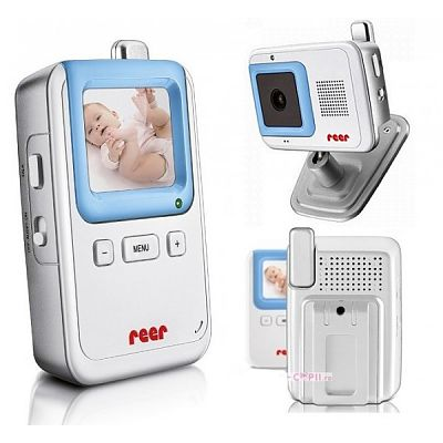 reer Baby Monitor cu camera video digitala