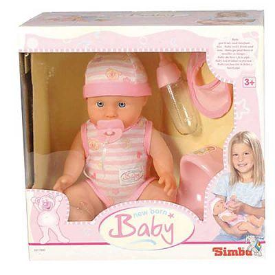 Simba Baby New born Baby Darling