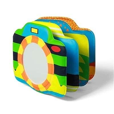 BabyOno Carte educativa pentru baie aparat foto