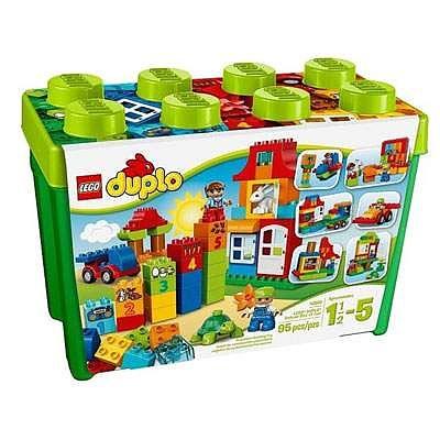 LEGO Jucarie - LEGO DUPLO - Cutie completa pentru distractie
