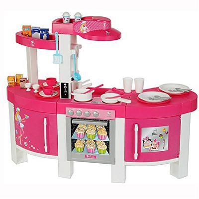 klein Bucatarie Barbie cu sunete