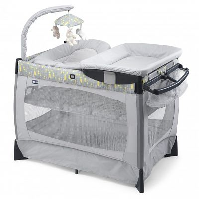 Chicco Pat pliant Chicco LULLABY Baby, SILVER