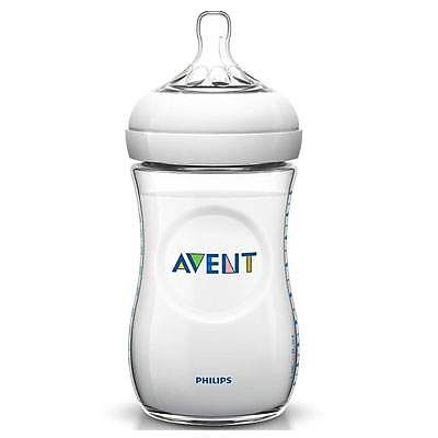 PHILIPS AVENT Biberon Natural PP, 260 ml