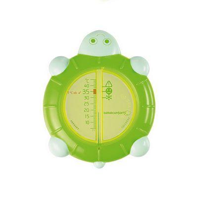 Bebe Confort- Mica Termometru de baie broscuta verde