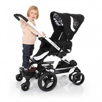 ABC Design Treapta universala KIDDIE RIDE - pentru al doilea copil
