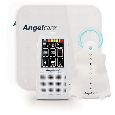 AngelCare Interfon digital si monitor de respiratie AC701
