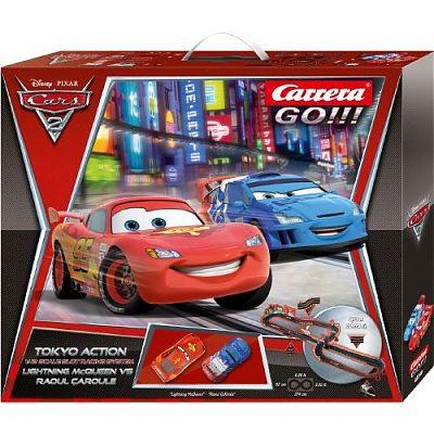 Carrera Carrera GO!!! Disney/Pixar Cars - Tokyo Action