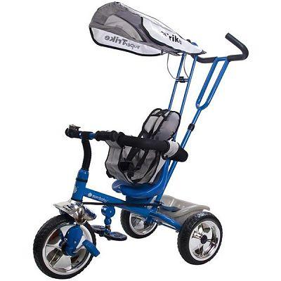Sun Baby Tricicleta Super Trike - Albastru