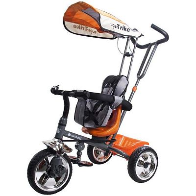 Sun Baby Tricicleta Super Trike - Orange