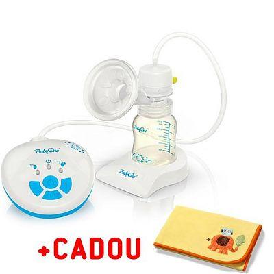 BabyOno Pompa pentru sani electrica - Sensiduo + cadou paturica