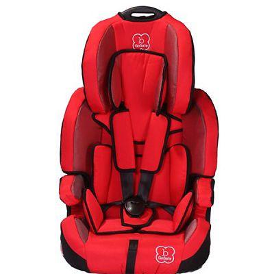 BabyGo Scaun auto GoSafe Red