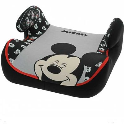Nania Inaltator auto Disney Mickey Mouse Toppo Luxe 2015