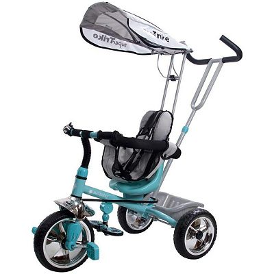Sun Baby Tricicleta Super Trike - Turcoaz