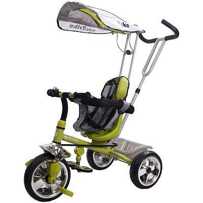 Sun Baby Tricicleta Super Trike - Verde
