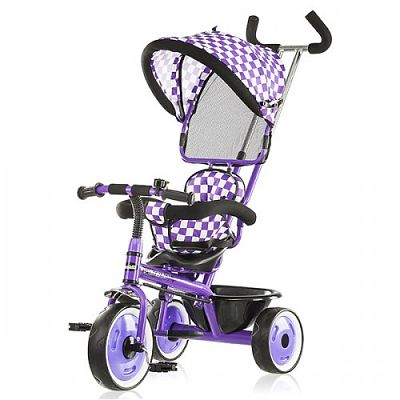 Chipolino Tricicleta Racer Purple 2015
