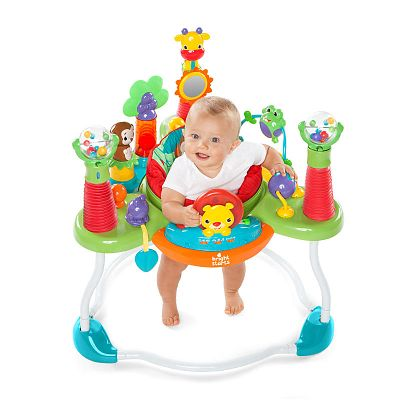 Bright Starts Jumper Explore & Roar