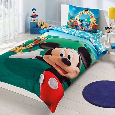 TAC Lenjerie copii  Mickey Mouse CLUB
