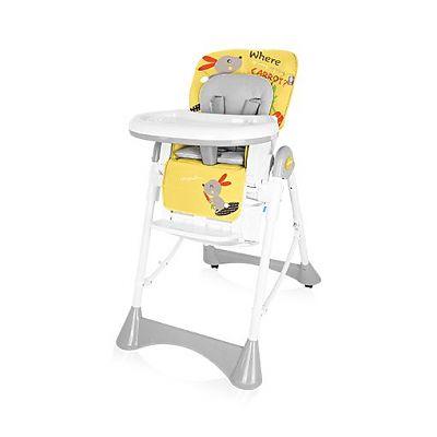 Baby Design Scaun de masa Pepe 01 Yellow Bunny