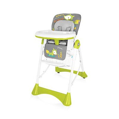 Baby Design Scaun de masa Pepe 07 Grey Fox