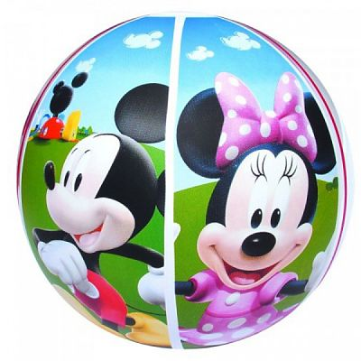 Bestway Minge de plaja Mikey Mouse 51 cm