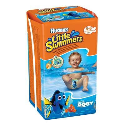 Huggies Chilotei impermeabili copii Little Swimmers M (12-18kg)