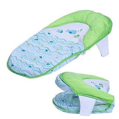 SUMMER Infant Suport Pliabil Fold & Store Bath Sling