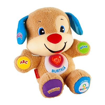Fisher-Price L&L Catelus Care Adora Sa Se Joace 2016