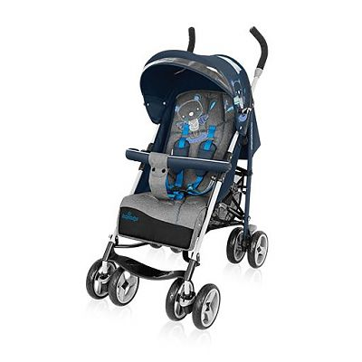 Baby Design Carucior sport Travel Quick 03 blue 2017