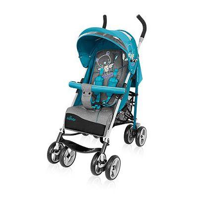Baby Design Carucior sport Travel Quick 05 turquoise 2016