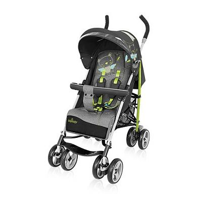 Baby Design Carucior sport Travel Quick 07 grey 2017