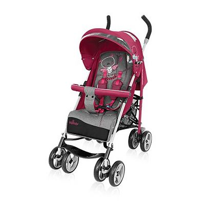 Baby Design Carucior sport Travel Quick 08 pink 2017