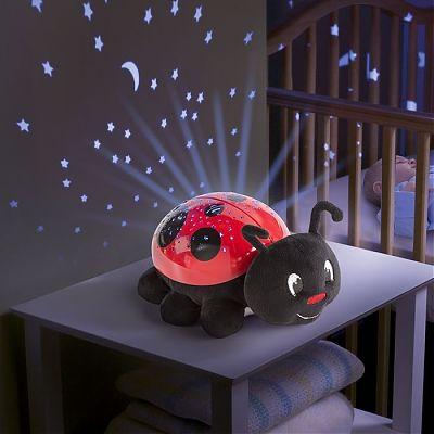 SUMMER Infant Lampa cu sunete si proiectii Buburuza