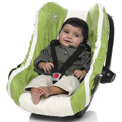 Wallaboo Husa scaun auto Grupa 0+ Green