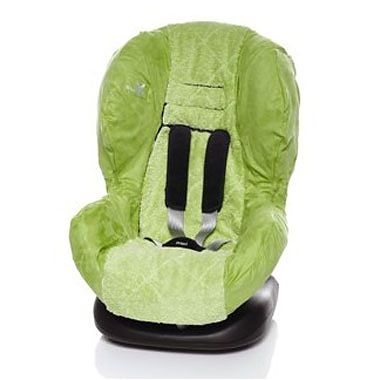 Wallaboo Husa pentru fotoliile auto categoria 9 - 18 kg Lime green