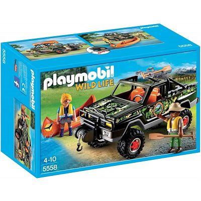 Playmobil Masina de teren
