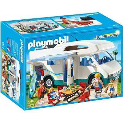 Playmobil Masina de camping
