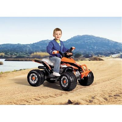 Peg Perego ATV Electric Corral T-Rex