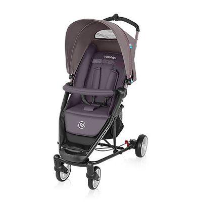 Baby Design Carucior sport Enjoy 07 grey-purple 2016