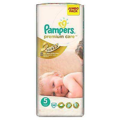 Pampers Scutece Nr. 5, Premium Care ,11-18Kg, 56 buc