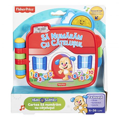 Fisher-Price Jucarie, Hai sa numaram