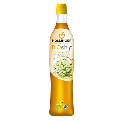 Hollinger Sirop Bio de Flori de Soc 700 ml