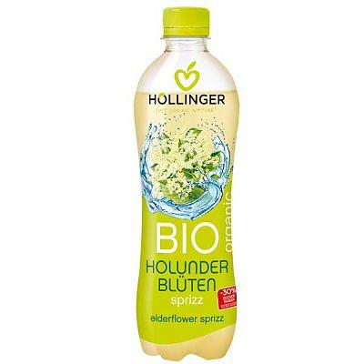 Hollinger Suc Ecologic de Flori de Soc Carbogazos 500 ml