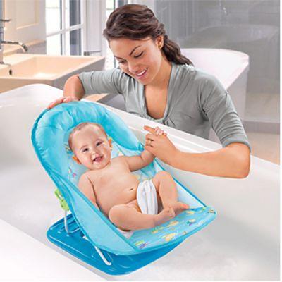 SUMMER Infant Suport pentru baita Deluxe Splish Splash Happy Frog