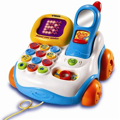 Vtech Jucarie - Primul telefon