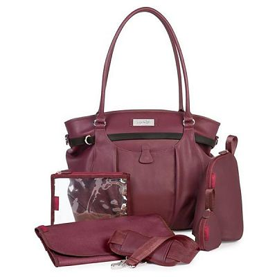 babymoovNEW Geanta multifunctionala New Glitter Cherry