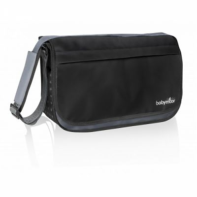 babymoovNEW Geanta multifunctionala Messenger Black
